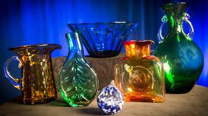 Blenko Vase Blenko Glass Behind The Scenes Wkar