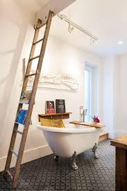 60 best granada tile in the bathroom images on pinterest clawfoot tub in the master bathroom in a montreal renovated row house