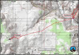 Bryce Canyon Map Pdf Canyoneering Neon Canyon Escalante Road Trip Ryan