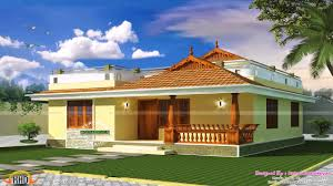 small kerala style house plans youtube