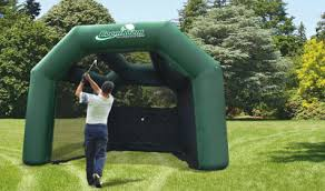 Golf Net For Backyard by The Boom Room Great Backyard Driving Range I Must Say That This