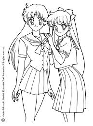cute manga coloring pages coloring pages