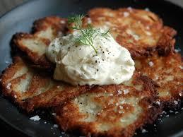potato pancake grater killer potato latkes recipe andrew zimmern food wine