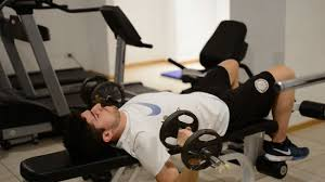 Dumbbell Exercises Chest No Bench - how to lift weights with pictures wikihow