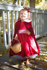 do it yourself divas diy little red riding hood costume cloak 2t 4t
