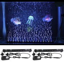 color changing led fish tank lights behokic multi color changing underwater submersible led light