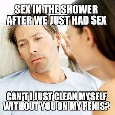 Horny Girl Meme - how i feel about my new always horny girlfriend rebrn com