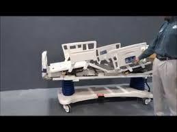 Stryker Frame Bed Stryker Secure Ii Hospital Bed For Sale From Www