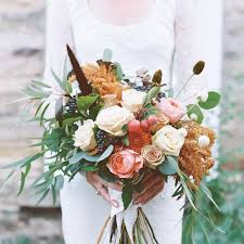 fall wedding bouquets the 8 prettiest fall wedding bouquets brides