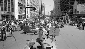 Giants Parade Route Map by 1982 Super Bowl Parade Takes Detour Into History San Francisco