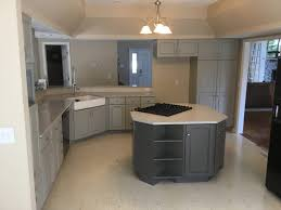 Professionally Painted Kitchen Cabinets by Cabinet Refinishing Kitchen Cabinet Painters Grants Painting