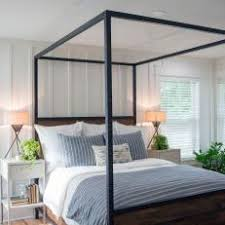 Black Canopy Bed Photos Hgtv