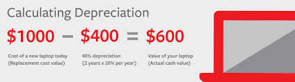 Laptop Repair Cost Estimate by What Is Depreciation In Insurance Claims Travelers Insurance