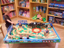 thomas the tank activity table thomas the tank wooden table wooden designs