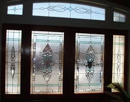 stained glass door windows handmade stained glass elegant front door entry system by