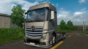 mercedes truck 2016 modsaholic hempam tuning pack for mercedes benz actros mp4