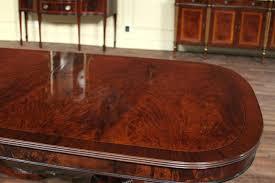 mahogany dining room table antoinette dining room set 12
