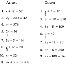 expression and equations worksheets worksheets