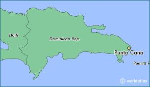 where is the republic on the world map where is punta cana the republic punta cana san