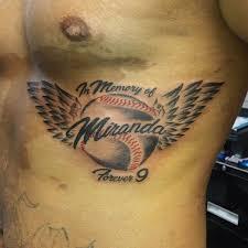 cool baseball tattoos design ideas for everyone