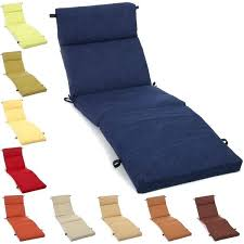 Waterproof Chair Pads Outdoor Lounge Chair Cushions Canada Innovative Chaise Cushion