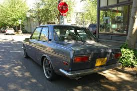 classic datsun 510 old parked cars 1973 datsun 510