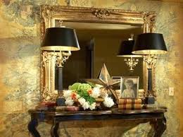 buffet table lamps country style table lamps living room country