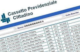 cassetto previdenziale cittadino inps incentivo all esodo per i lavoratori prossimi alla pensione