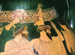 Aphrodite Vase Athena Artemis