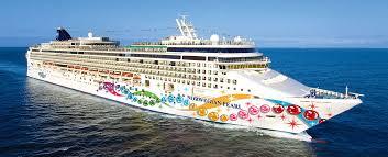 carnival paradise cruise ship sinking norwegian pearl walker stalker cruise