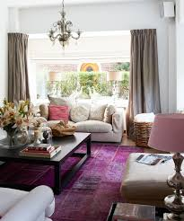 purple living room ideas ideal home brent darby country homes interiors
