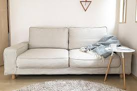 muji canapé 2 5 seater wide arm sofa cover feather insert sofa covers muji