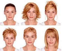 hair cuts based on face shape women hair styles hair styles and face shapes