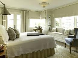 bedroomterrific country style bedroom bay window bench decoration