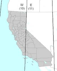 utm zone map california snmp