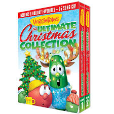 the ultimate veggietales collection makes a great gift