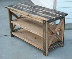 rustic x console table ana white build a rustic x console free and easy diy project and