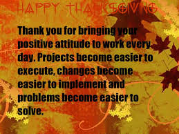 thanksgiving day message to employees 2017 calendars