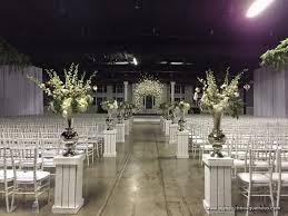 wedding aisle decor the bouquet inspiring wedding event florals