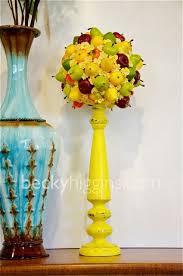 Topiary Balls With Flowers - 34 best centerpieces images on pinterest centerpieces flower