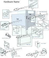 Bathroom Stall Door Restroom Stall Door Latches U0026 Keepers All Partitions
