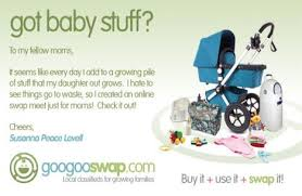 googooswap your baby stuff for cheap treehugger