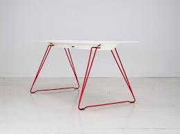 lucy folding table by alexander lervik furniture u0026 lighting