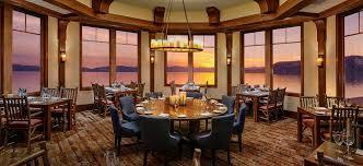 round table grand lake grand lodge casino at hyatt regency lake tahoe dining