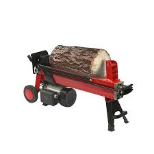aleko 4 ton electric log splitter wood splitter logsplitter