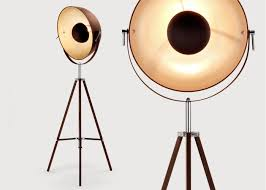Tripod Floor Lamp Chic Tripod Floor Lamps From Made