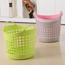 plastic laundry hamper plastic laundry basket with handles u2014 sierra laundry choosing