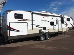 2014 keystone sprinter copper canyon 324bhs fifth wheel sioux
