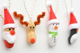 how to make peanut ornaments peanut ornaments