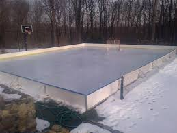 Backyard Rink Ideas Decoration In Backyard Rink Ideas D1 Backyard Rinks Synthetic